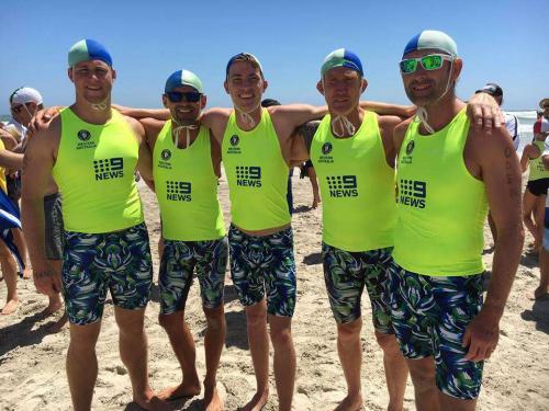 Open Men Beach Run